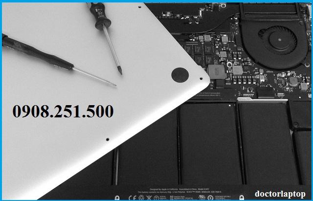 Bảng giá sửa chữa Macbook tại TPHCM