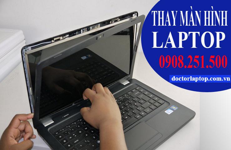 Giá thay màn hình laptop tại TPHCM