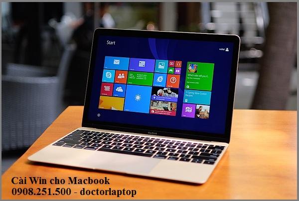 Cài đặt Macbook giá rẻ tại TPHCM