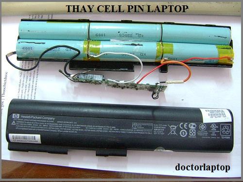 Chỗ nào thay cell pin laptop Gateway uy tín ở Sài Gòn