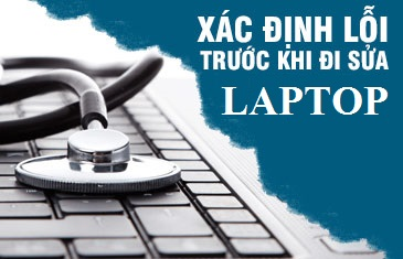 Chuẩn đoán lỗi laptop