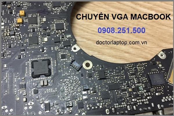 Chuyển VGA Macbook