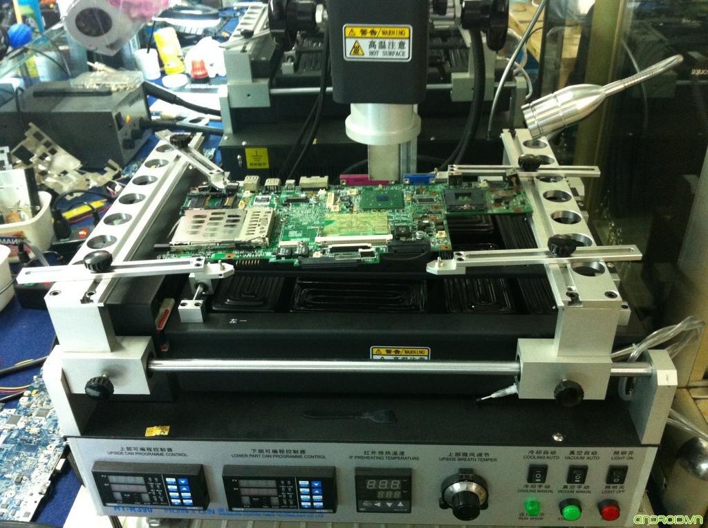 Đóng chip VGA laptop ở đâu tốt tphcm