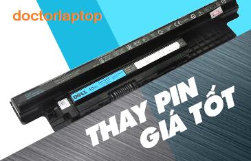 Giá thay pin laptop tại TPHCM