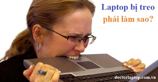 Sửa laptop bị treo
