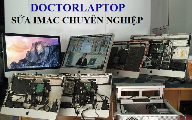 Sửa chữa iMac uy tín tại TP. HCM