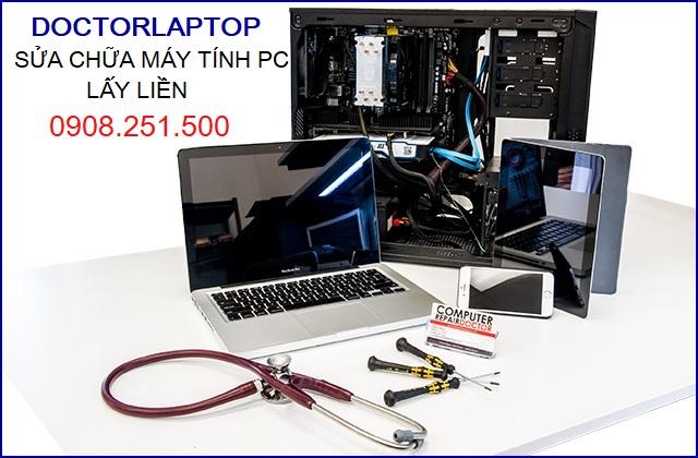 Sửa chữa máy tính PC tại TPHCM