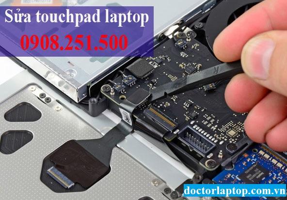 Sửa chuột cảm ứng laptop