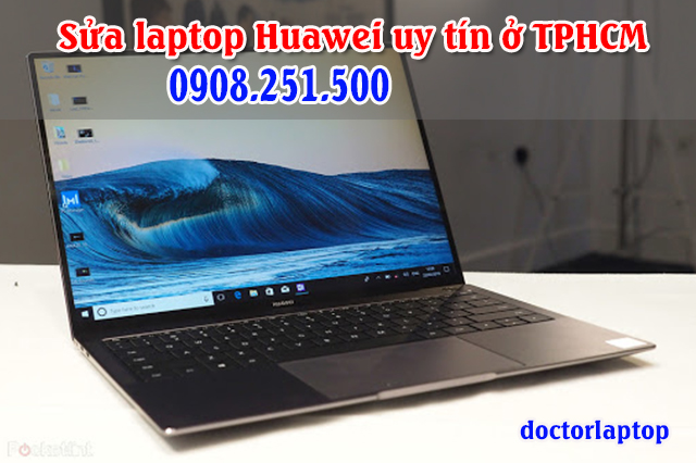 Sửa laptop Huawei