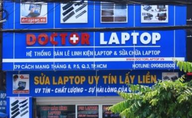 Sửa laptop Quận 3 uy tín lấy liền