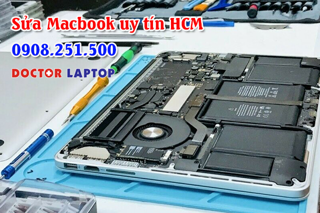 Sửa Macbook