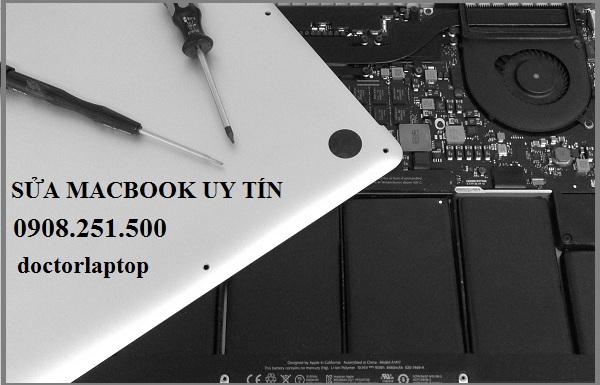 Sửa Macbook ở đâu uy tín HCM