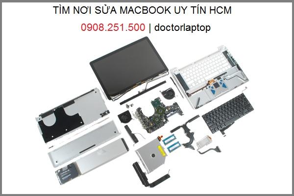 Sửa Macbook Quận 4 chỗ nào giá rẻ