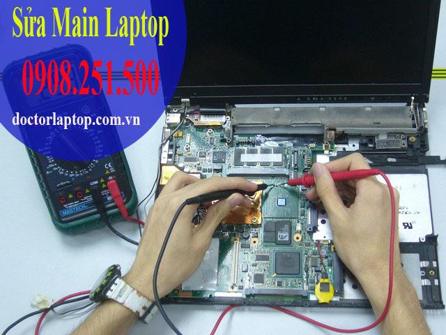 Sửa Main laptop