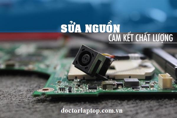 Sửa nguồn laptop tphcm