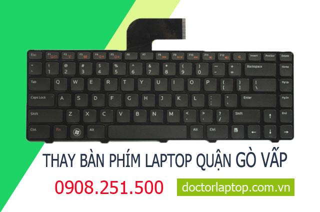 Thay bàn phím laptop Quận Gò Vấp