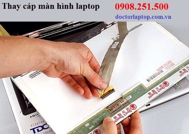 Thay cáp màn hình laptop