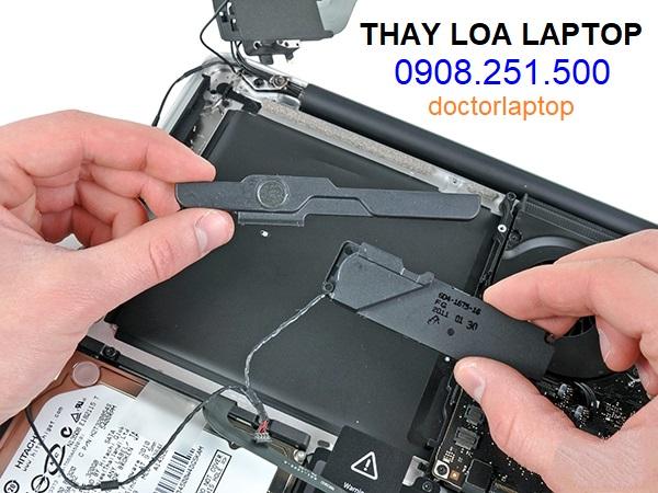 Thay loa laptop Asus P550L giá bao nhiêu