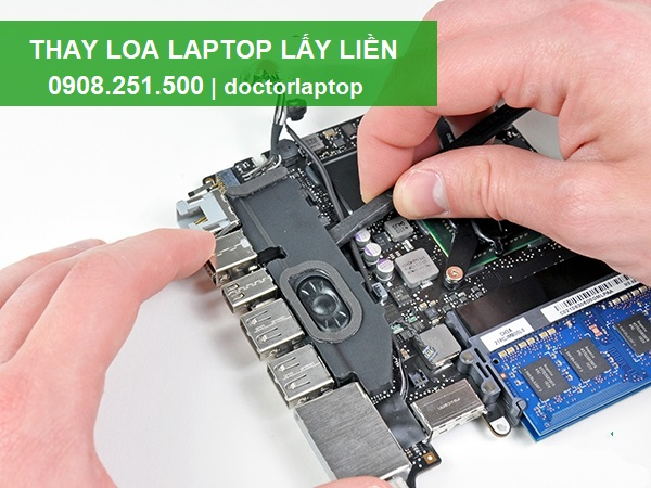 Thay loa laptop Asus TP550 TP550L TP550D chỗ nào tốt