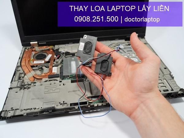 Thay loa laptop Asus X550L X550LD ở đâu uy tín
