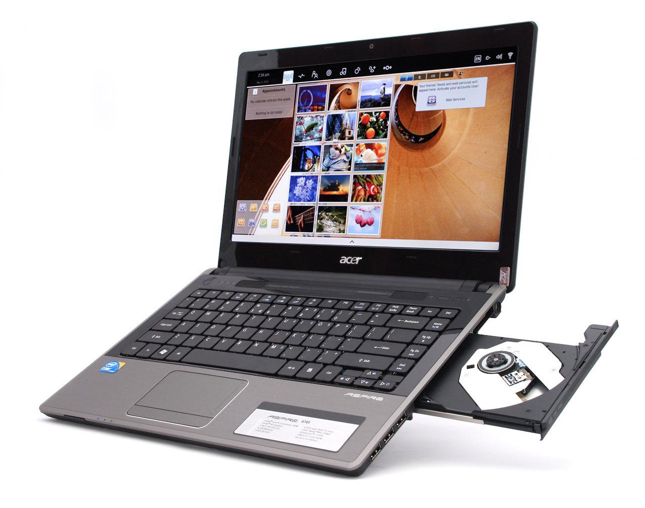 Thay màn hình Acer Aspire 4745