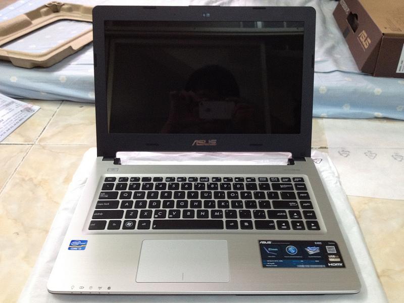 Thay màn hình Asus K46 K46CA