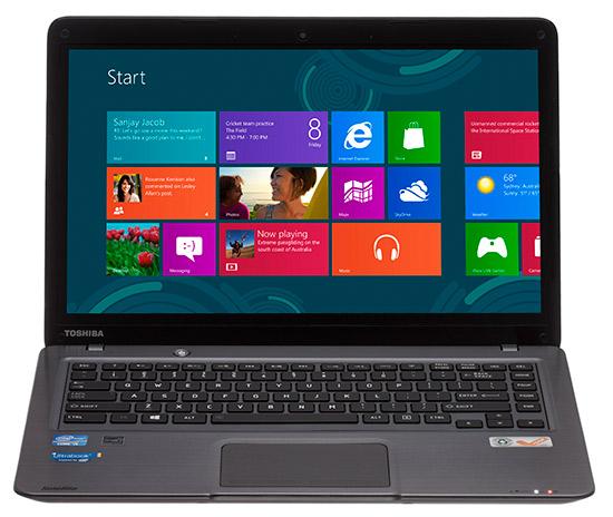 Thay màn hình cảm ứng laptop Toshiba