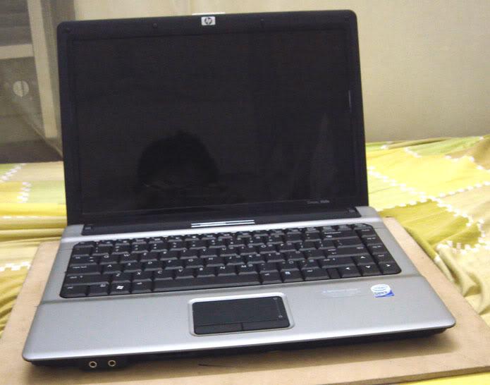 Thay màn hình HP Compaq 6520s