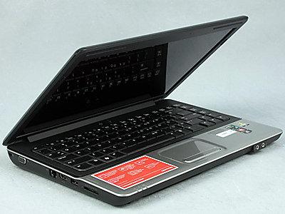 Thay màn hình HP Compaq CQ40