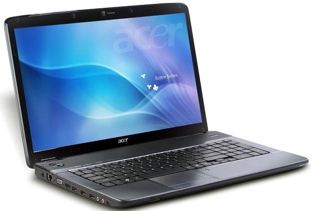 Thay màn hình laptop Acer